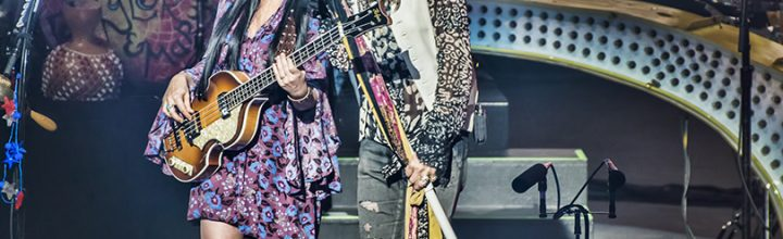 Steven Tyler – Out On A Limb Tour – Sony Centre